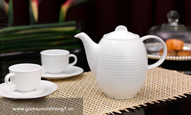 Minh Long - Bộ cà phê 0.8L Cordon IP-68081700003