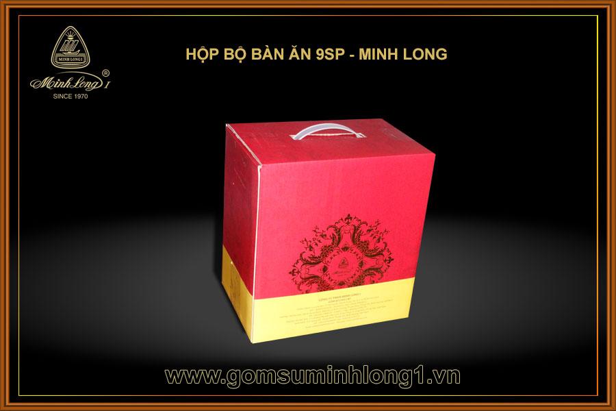 Bộ bàn ăn 09sp Bóng Bay 09312